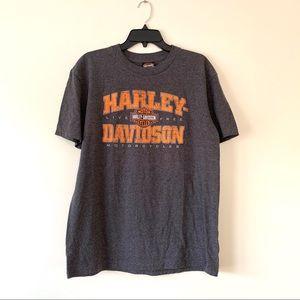 Harley-Davidson T-shirt Bumpus Harley-Davidson